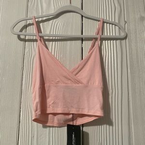 PrettyLittleThing cropped tank